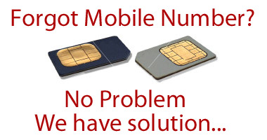How to find your Mobile Number